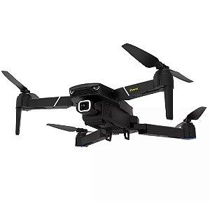 Eachine E520S GPS WI-FI FPV Com 4 K / 1080P HD Câmera 16mins Tempo de Vôo Dobrável RC Drone Quadricóptero - Preto 2.4G WiFi 4K HD Duas baterias Compra Segura em nosso site. Envio Internacional E Frete Grátis🛩✈🛫