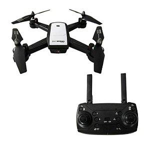 JDRC JD-X34F WIFI FPV Com 2MP Dupla Câmera de posicionamento de Fluxo Óptico Dobrável RC Drone Quadricóptero RTF Compra segura Em Nosso Site. Envio Internacional E Frete Grátis🛩✈🛫