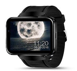 """Relógio inteligente 2.2 """"Tela Grande Do Bluetooth Relógios com Speaker Câmera WiFi GPS 3G An0droid Smartwatch Melhor Relógio"""
