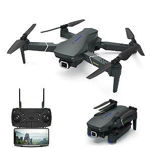 Eachine E520 WI-FI FPV Com 4K / 1080P HD Grande Angular Da Câmera de Alta Hold Modo Dobrável RC Zangão Quadricóptero RTF Uma Bateria. Envio Internacional E Frete Grátis🛩✈🛫