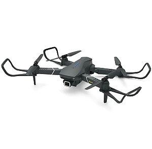 Eachine E520 WI-FI FPV Com 4K / 1080P HD Grande Angular Da Câmera de Alta Hold Modo Dobrável RC Zangão Quadricóptero RTF Três  Baterias. Envio Internacional E Frete Grátis🛩✈🛫