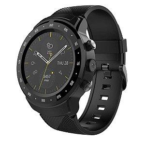 Bakeey DA09 1G + 16G Tela de toque completa Multi Face do relógio Coração Taxa GPS Modos muti-sport 4G LTE Telefone à prova d'água inteligente para relógio.  Envio Internacional E Frete Grátis🛩✈🛫