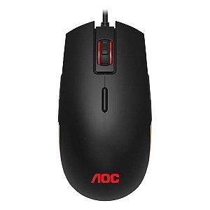 Mouse gamer USB AOC GM500