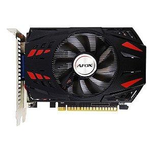 Placa de vídeo PCI-E AFOX nVIDIA GTX 750TI 2 Gb GDDR5 128 Bits (AF750TI-2048D5H3-V2)