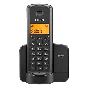Telefone sem fio com identificador de chamadas Elgin TSF 8001 (42TSF8001000)