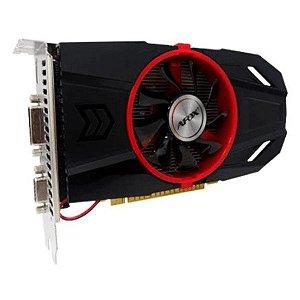 Placa de vídeo PCI-E AFOX nVIDIA GTX 750TI 4 Gb GDDR5 128 Bits (AF750TI-4096D5H4)