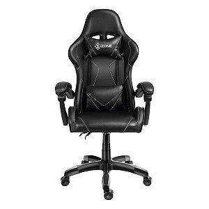 Cadeira gamer X-ZONE CGR-01-BW (62621-01)