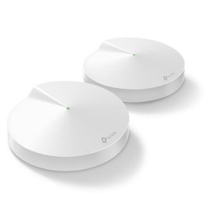 Roteador wireless Mesh AC1300 1267 Mbps TP-Link Deco M5 (2 Pack)