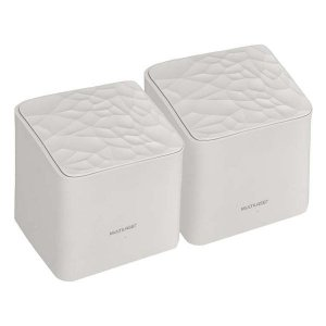 Roteador wireless Mesh AC 1200 1167 Mbps Multilaser Cosmo RE010 (2 Pack)