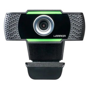Webcam Full HD 1080p multilaser Warrior AC340