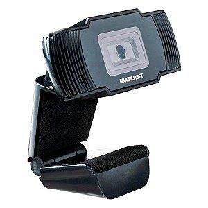 Webcam HD 720p Multilaser AC339