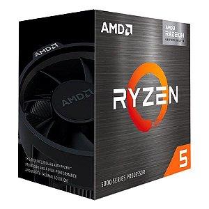 Processador AMD Ryzen 5 5600G (100-100000252BOX)
