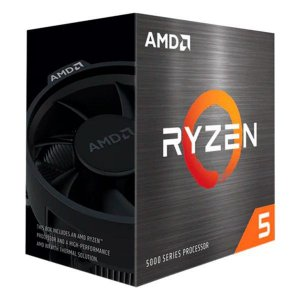Processador AMD Ryzen 5 5600X (100-100000065BOX)