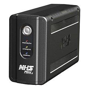 Nobreak NHS Mini 4 600VA 1x7Ah entrada mono/saída 120V (90.A1.006000)