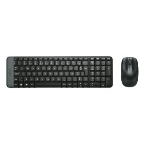 Combo wireless Logitech MK220 (920-004431)