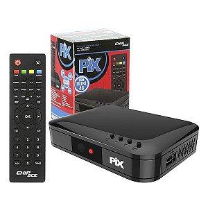 Conversor e gravador digital ISDB-T Pix SC 1001