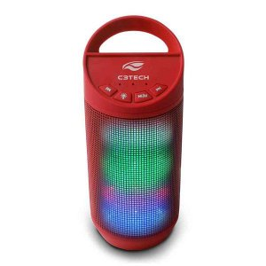 Speaker Bluetooth C3Tech Beat SP-B50RD