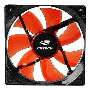 Cooler para gabinete C3Tech F7-L100RD