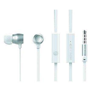 Fone de ouvido intra C3Tech Spirit EP-104SI