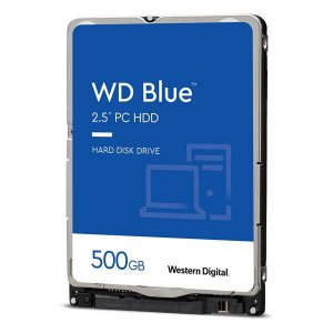 Hard disk para notebook 500 Gb Western Digital Blue Series