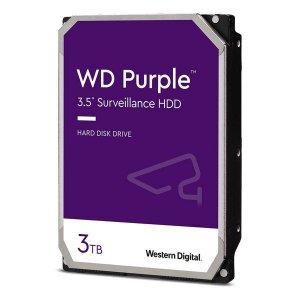 Hard disk 3 Tb Western Digital Purple Series