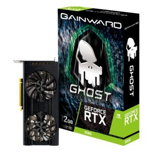 Placa de vídeo PCI-E Gainward nVIDIA GeForce RTX 3060 12 Gb GDDR6 192 Bits (NE63060019K9-190AU)