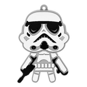 Pen drive 8 Gb Multilaser Star Wars Stormtrooper PD039