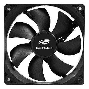 Cooler para gabinete C3Tech F7-100BK