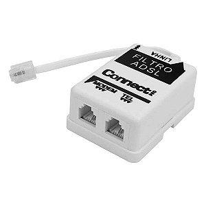 Filtro ADSL 2 saídas Connect Pro (075-7774)