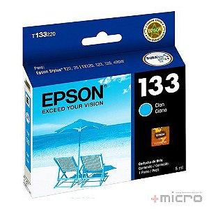 Cartucho de tinta Epson T133220-BR ciano 5 ml