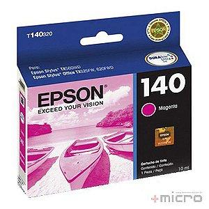 Cartucho de tinta Epson T140320-AL magenta 10 ml