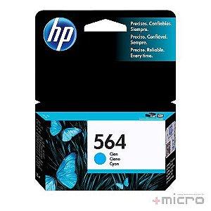 Cartucho de tinta HP 564 (CB318WL) ciano 3 ml