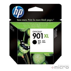 Cartucho de tinta HP 901XL (CC654AB) preto 15,5 ml