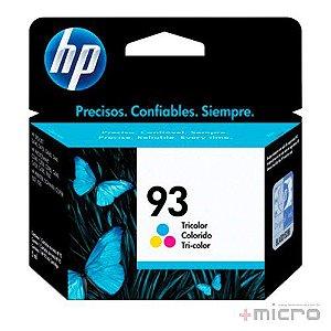Cartucho de tinta HP 93 (C9361WB) colorido 7 ml