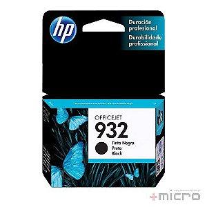 Cartucho de tinta HP 932 (CN057AL) preto 8,5 ml