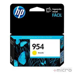 Cartucho de tinta HP 954 (L0S56AB) amarelo 10 ml