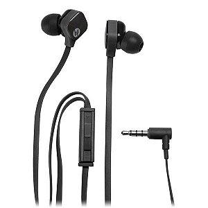 Headset intra auricular HP H2310 preto (J8H42AA)