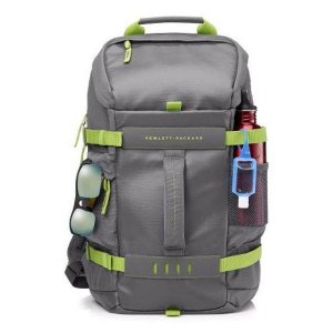 "Mochila para notebook HP Odyssey 15,6"" (L8J89AA) cinza"