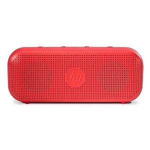 Speaker Bluetooth HP S400 (X0N09AA) vermelho
