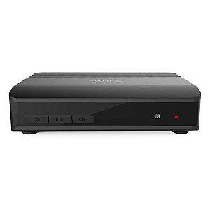 Conversor e gravador digital ISDB-T Multilaser RE219