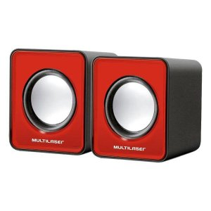 Speaker 2.0 Multilaser SP197 USB