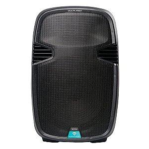 Caixa de som amplificada Bluetooth Multilaser SP220