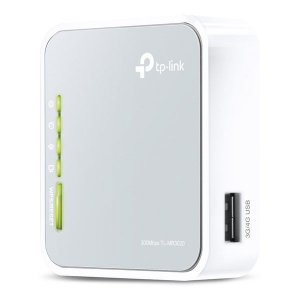 Mini roteador 3G/4G wireless N 150 Mbps TP-Link TL-MR3020