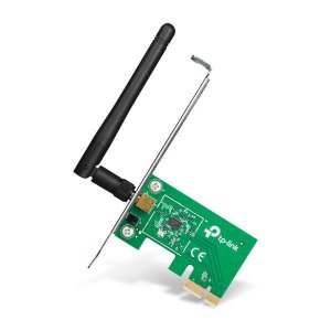 Placa PCI-E wireless N 150 Mbps TP-Link TL-WN781ND