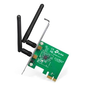 Placa PCI-E wireless N 300 Mbps TP-Link TL-WN881ND