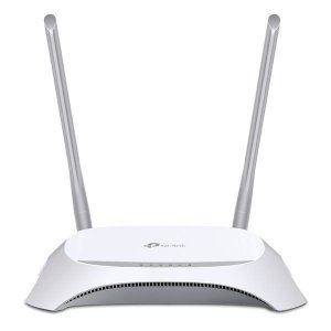 Roteador wireless 3G/4G N 300 Mbps TP-Link TL-MR3420