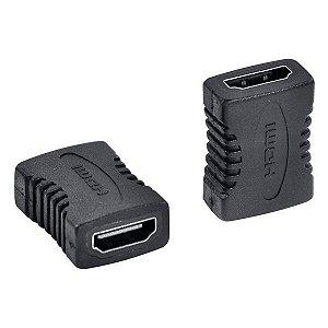 Adaptador HDMI F x HDMI F Vinik A2HF (23571)