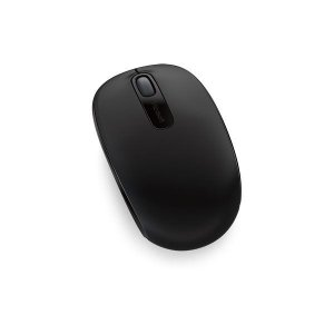 Mouse wireless USB Microsoft Mobile 1850 preto (U7Z-00008)