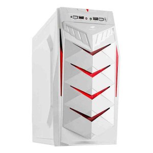Gabinete gamer C3Tech MT-G70WH