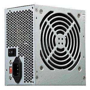 Fonte de alimentação ATX 500W reais C3Tech PS-500